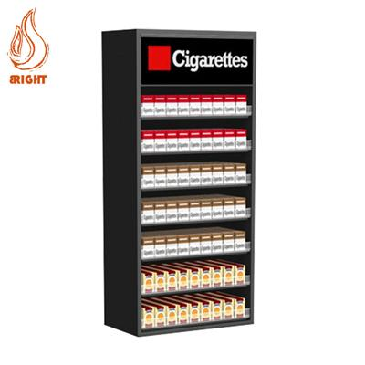 Large Metal Cigarette Display Rack