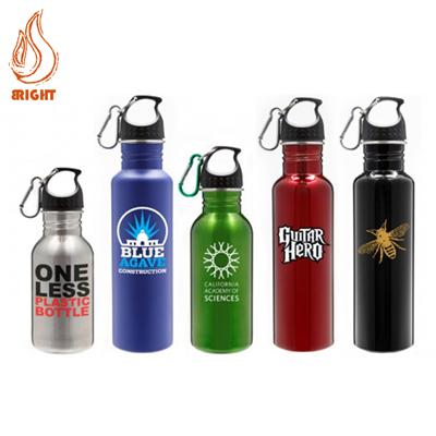 Promotional Stainless Steel Sports Bottle With Logo