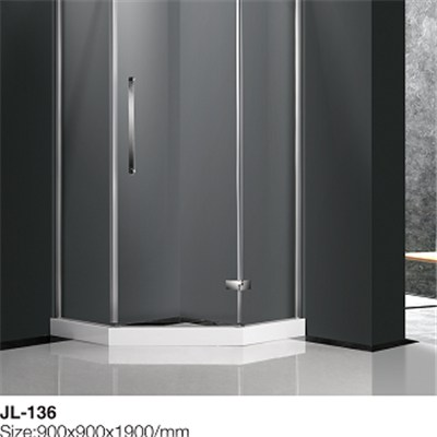 Hinge Shower Room