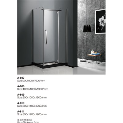Stainless Steel Shower Cabin