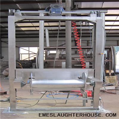 Goat Skin Remov Machine