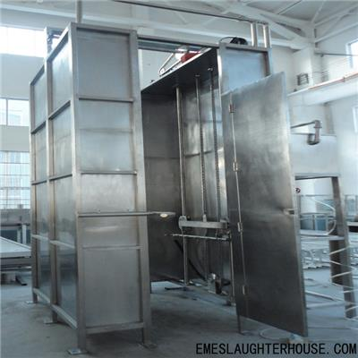 Carcass Automatic Cleaning Machine