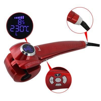 Simply Color LCD Hair Curler
