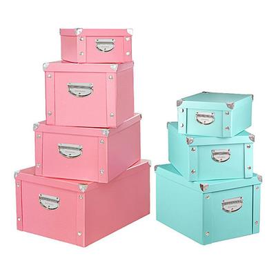 Non Woven Foldable Family Storage Box