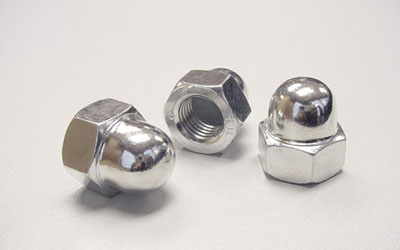 HEXAGON DOMED CAP NUTS