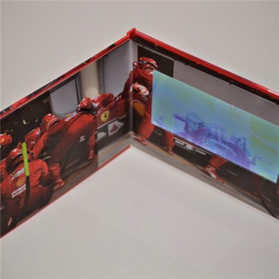 LCD Screens Card