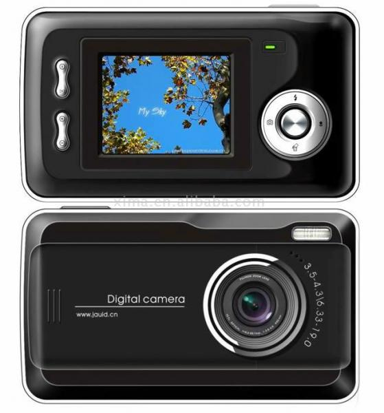 Digital camera and cellphone