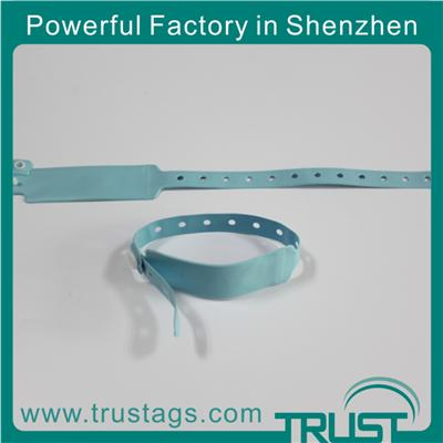 Low Price Synthetic Paper Rfid Wristband