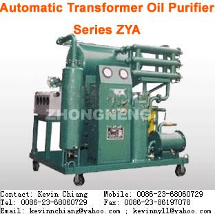Professional Oil Purifier & Oil Regeneration System Help You Recycle Used Oils