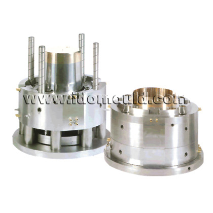 thin-wall bucket mould