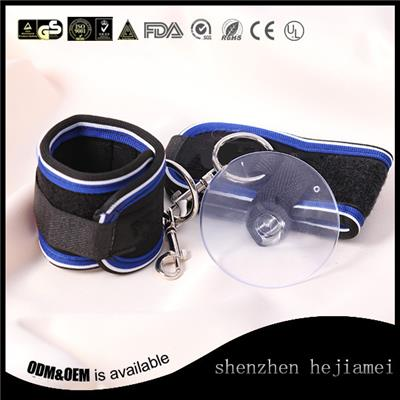 Handcuff With Suction Cup