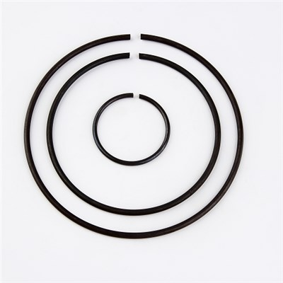 Round Wire Spring Ring For Shafts