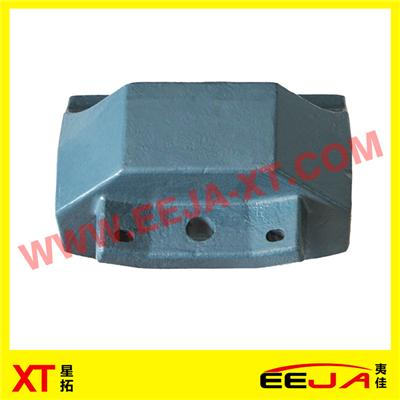 Cleaning Machine Clump Weight Sand Castings