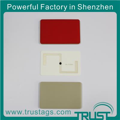 Programmable Uhf Rfid Ceramic Tag With ISO18000-6C