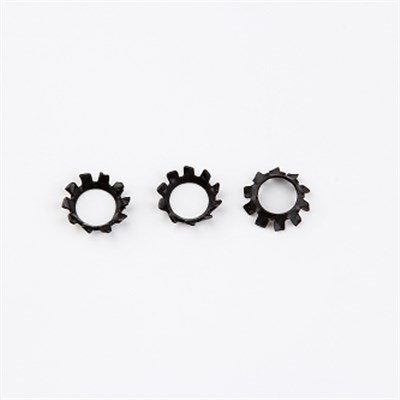 Countersunk Serrated Washers