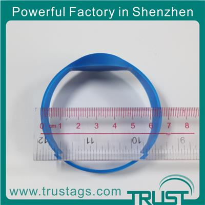 Hospital Medical Smart PVC Wristband Price