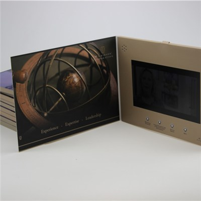 Portable LCD Advertising Player
