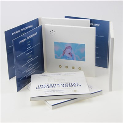LCD Invitation Card