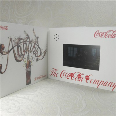 Video In Print Greeting Cards