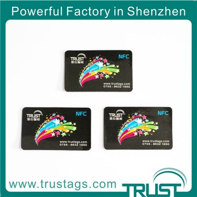 Cheap Nfc Tag Programmable Rfid Nfc Tag / Label / Sticker With Printing