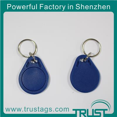 Hot Cheapest Price Customized Size ABS Material Rfid Key Fob
