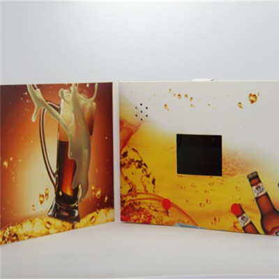 Greeting Cards LCD Module