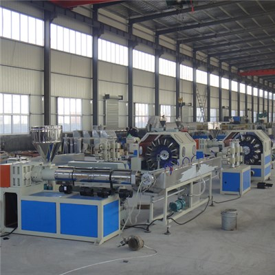 PVC Fiber Enhancing Soft Production Line