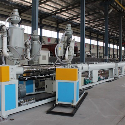 PPR PERT PEX PB Pipe Production Line