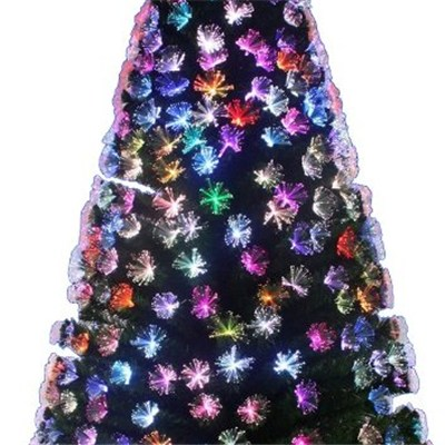 Led Fiber Optic Christmas Tree