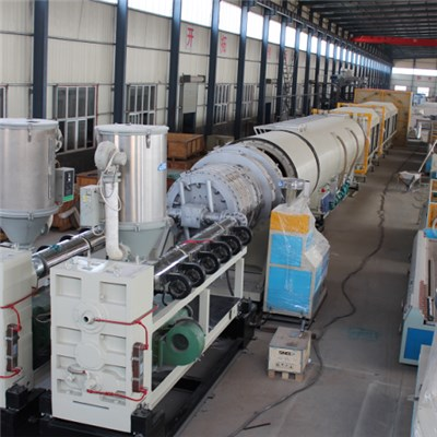 HDPE Large Diameter Pipe Production Line