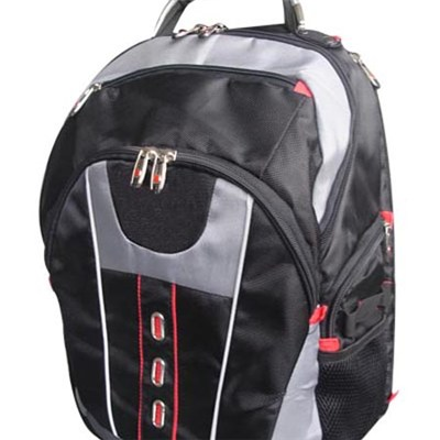 Leisure Sport & Travel Backpack With Zipper Pockets