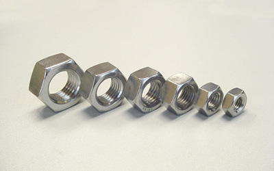 STAINLESS NUTS