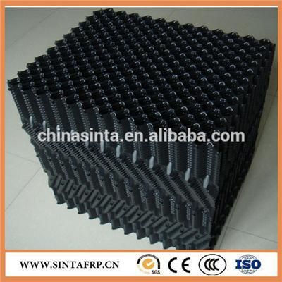 PVC Infills Sheet For Counter Flow Cooling Tower