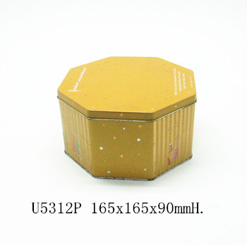 U5313 Cookie Tins