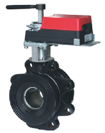 Motorized ON/OFF Or Modulating Ball Valve-HTW-71-18B6F Series