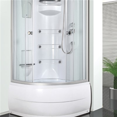 Quadrant Steam Showers