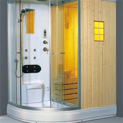 Sauna Shower Room