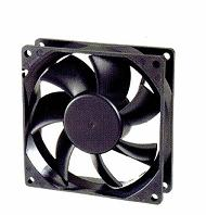 DC cooling fan, DC brushless fan