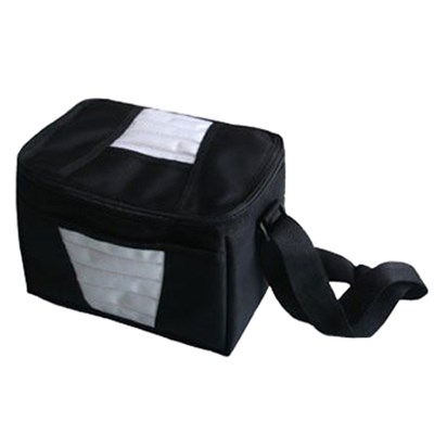 Black And White 1680D Combinated Cooler Bag