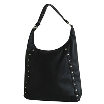 Simple Sexy Rivet Shoulder Bag