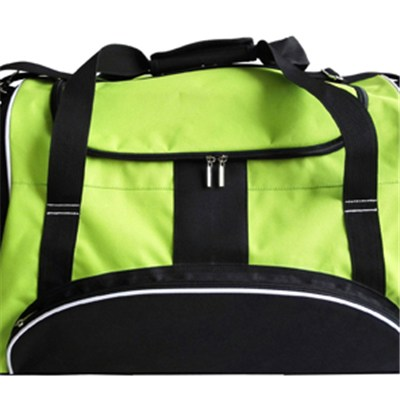 Large Duffle Bag With Adjustable Strap