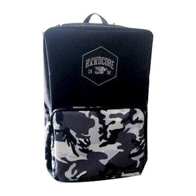 Navy Camouflage Pattern 600D Coated With PU Backpack