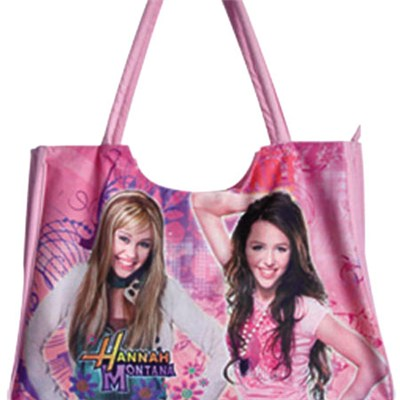 Two Sexy Princesses With Colourful Printed Beach Bag Tote Bag