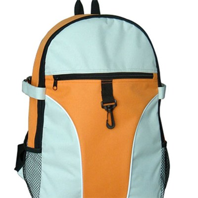 Daily Use Backpack With Main Laptop Compartment