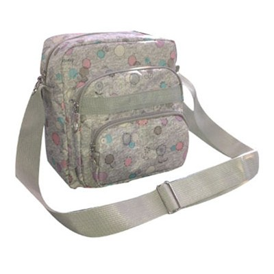 4C Printed Diaper Bag