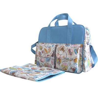 Baby Bag With Replaced Mat