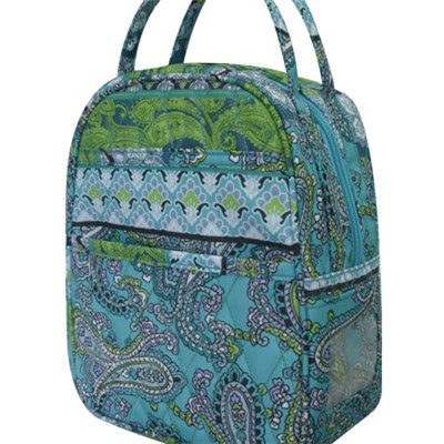 Quilted Fashion OL Lunch Box