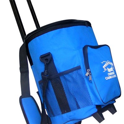 Trolley Waterproof Cans Cooler Bag