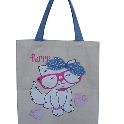 Canvas Promotion Shopping Bag