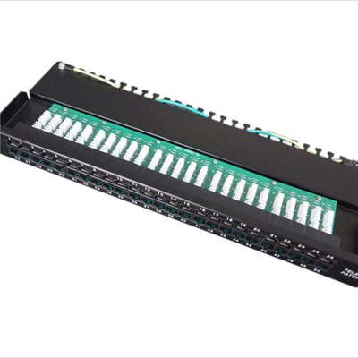 UTP Cat.3 50Port Patch Panel